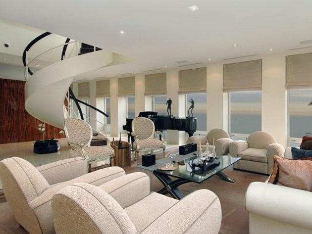 Chequea las casas de famosos deportistas por dentro y por - La casa de michael jordan ...